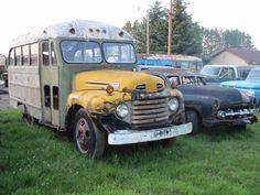 1948 Ford School Bus