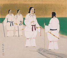 Izumo Taisha y el Gran Rey Gran Dios