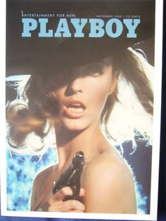 Vintage Playboy Cover November 1965 Note Card with envelope. Aesthetic Vintage, Blue Aesthetic, Playboy Enterprises, Vintage Playmates, Magazin Covers, Funny Postcards, Fashion Magazine Cover, Playboy Bunny, Photo Wall Collage
