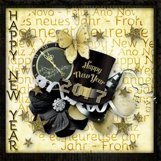 """'HAPPY NEW YEAR"" Collection by Pat's Scrap available @ Digital-Crea http://digital-crea.fr/shop/index.php?main_page=index&cPath=155_489&zenid=f3f5dd363c40c1f8a6b0aaa5fc4f393a"