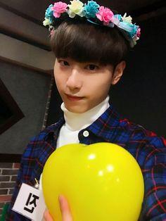 Jin! ☺☺  { #Jin #ParkYoungJin #MVP #PHEntertainment #Kpop } ©Twitter