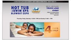 Royal Hot Tub Expo - Original Work Ontario, Tub, Swimming, Swim, Bath Tub, Bathtub