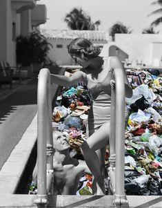 Garbage pool