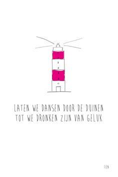 De Wereld van Fien: National Lighthouse Day