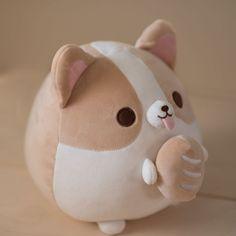 Cute Stuffed Animals, Cute Animals, Cute Sticker, Image Chat, Photo Chat, Kawaii Room, Cute Room Decor, Cute Pillows, Cute Plush