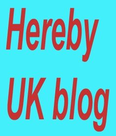 Hereby Blog is online blog source of UK, sharing latest news & stories about culture & society, automotive, entertainment with quality information.