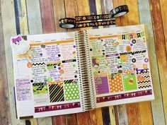 Erin Condren vertical layout by Kimberly Lund.