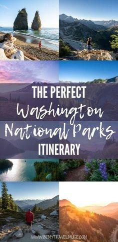 Olympia National Park, Mt Rainier National Park, Cascade National Park, North Cascades National Park, Olympic National Park Hikes, Us National Parks List, Washington Nationals Park, Oregon Washington, Washington State Parks