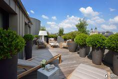 """Situé dans le """"Village"""" au cœur de Rennes, un ancien hôtel, récemment métamorphosé et rebaptisé « Balthazar Hôtel & Spa », réussit le mariag..."""
