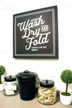 Laundry Room Wall Art Ideas Decor Best