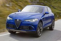 Alfa Romeo's renaissance will include the addition of two crossovers to its lineup