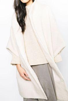 Cocoon Coat