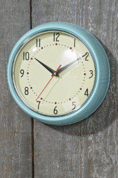 Rare LANGNESE Klappzahlenuhr / Flip Clock / Wanduhr m. Beleuchtung ...