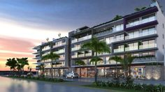 In the heart of the city, condos with one and two bedrooms, under construction, with amazing amenities: open cinema, two .. #PlayadelCarmen #RealEstate