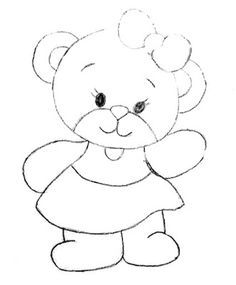 Drawing Classes For Kids, Art Drawings For Kids, Drawing For Kids, Cartoon Drawings, Easy Drawings, Dot Art Painting, Sketch Painting, Applique Patterns, Applique Quilts