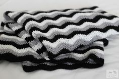 Jitu: Háčkovaná deka z vlnek