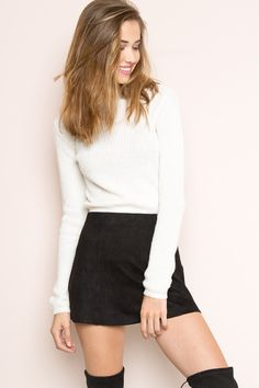 Brandy ♥ Melville | Katy Knit - Sweaters - Clothing