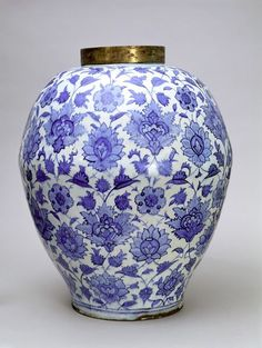 Jar   V Search the Collections From  Kerman,Iran Made  ca  1640-60 V