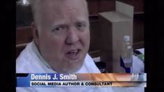 "Many businesses are trying to break into the world of social media.    Dennis Smith, author of ""Promote your Business or Cause Using Social Media"", says keeping your page updated is key. #social media"