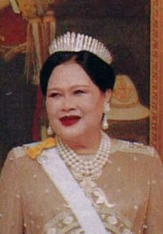 HM Queen Sirikit of Thailand I admire the Royal Family of Thailand, because they are truly dedicated to the welfare of their country.