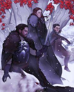 """Dracarys"" 🐲 Artwork by Peter Sokolov {Artstation} ° ° ° Game Of Thrones Artwork, Game Of Thrones Facts, Game Of Thrones Houses, Sansa And Petyr, Sansa Stark, Winter Is Here, Winter Is Coming, Stark Family, Game Of Trones"