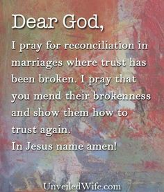 Prayer for you