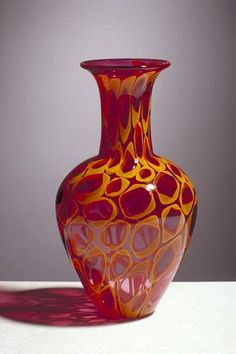 Hand blown by Sam Stang