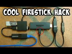 Do you know that you can do many things with your Fire TV Stick? We are talking about some cool Fire TV Stick hacks that you can use! Life Hacks Computer, Phone Hacks, Computer Diy, Computer Gadgets, Computer Basics, Amazon Fire Stick, Amazon Fire Tv, Electronics Projects, Computer Projects