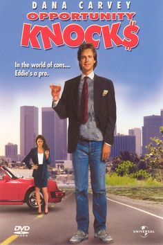 Opportunity Knocks 1990 full Movie HD Free Download DVDrip