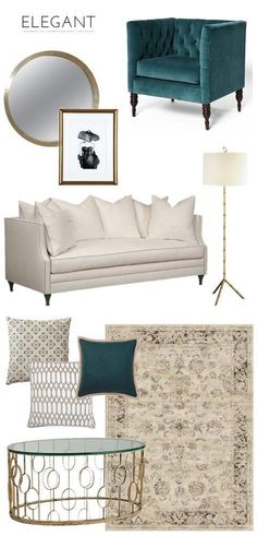 Living Room Design Ideas: One Piece, Two Looks - lark&linen