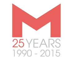 Midas PR 25th Anniversary Logo