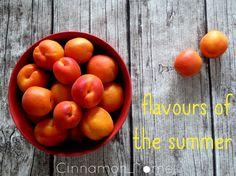 Sommerfarben, Sommerdüfte, Sommeraromen: Aprikose (Cinnamon Home)