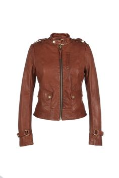 Mackage - TANYTH LEATHER JACKET