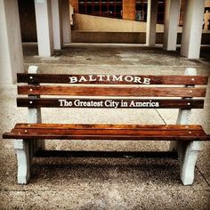 Best of 'Only in Baltimore' submissions 1st Day Of Spring, This Is Your Life, Baltimore Maryland, Best Cities, Vacation Spots, Day Trips, Sweet Home, Architecture, City