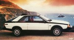 Renault Fuego- my first car!