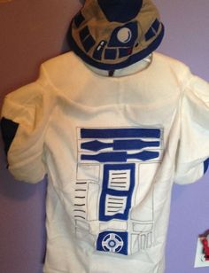 Check out this listing on Kidizen: R2-D2 Halloween Costume 2-4  #shopkidizen