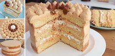 Me quedo hipnotizada con la torta o PASTEL TRES LECHES mas rica que jamas probarás!! | Receitas Soberanas