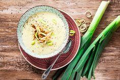 Ilustrační foto ke článku Pórkový krém s lososem: Tahle polévka vás zasytí jako hlavní jídlo