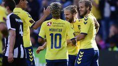 Kasper Fisker scorede i sin debut. Foto: Tariq Khan