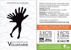 TETOCAACTUAR - Voluntariado