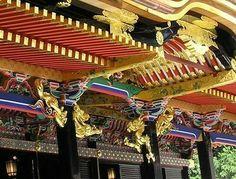 大崎八幡宮社殿
