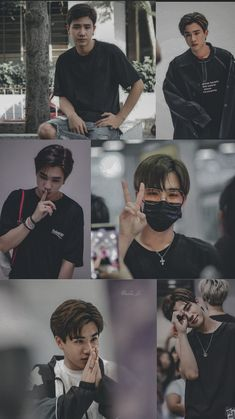 Cute Boys, My Boys, Asian Wallpaper, Au Ideas, Cute Actors, Thai Drama, Fujoshi, Asian Boys, Boyfriend Material