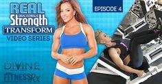 Transform 4: Quadriceps Training | FitnessRX for Women