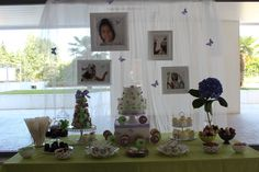 My Leonor butterfly party :)