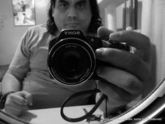 #photoadayapril #project366 1/92: Your reflection.  by pvera, via Flickr