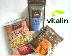 Posts atualizados lá no blog, corre lá!!!   http://blogdajeu.com.br/vida-saudavel-com-vitalin/  #resenha #review #vitalon #vidasaudavel #saude #granola #chia #linhaca #semgluten #integral #organico