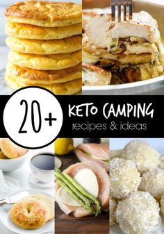 Keto Camping Recipes and Ideas perfect for summer. Keto Camping Recipes and Ideas Camping Desserts, Vegetarian Camping Recipes, Camping Dishes, Camping Cooking, Backpacking Recipes, Camping Tips, Family Camping, Camping Essentials, Camping Grill