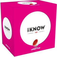 Tactic iKNOW Lifestyle Trivia Game, Multicolor
