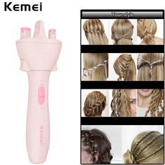 Brand Quickly Household Hair Knitted Device One-hand Operation Hair Braider Machine Women Braiding Tools Hairstyle Clips