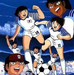 Olive et Tom ! Captain Tsubasa, Classic Cartoons, Cool Cartoons, Retro Cartoons, Emission Tv, Magic For Kids, Infancy, Anime Comics, Ronaldo